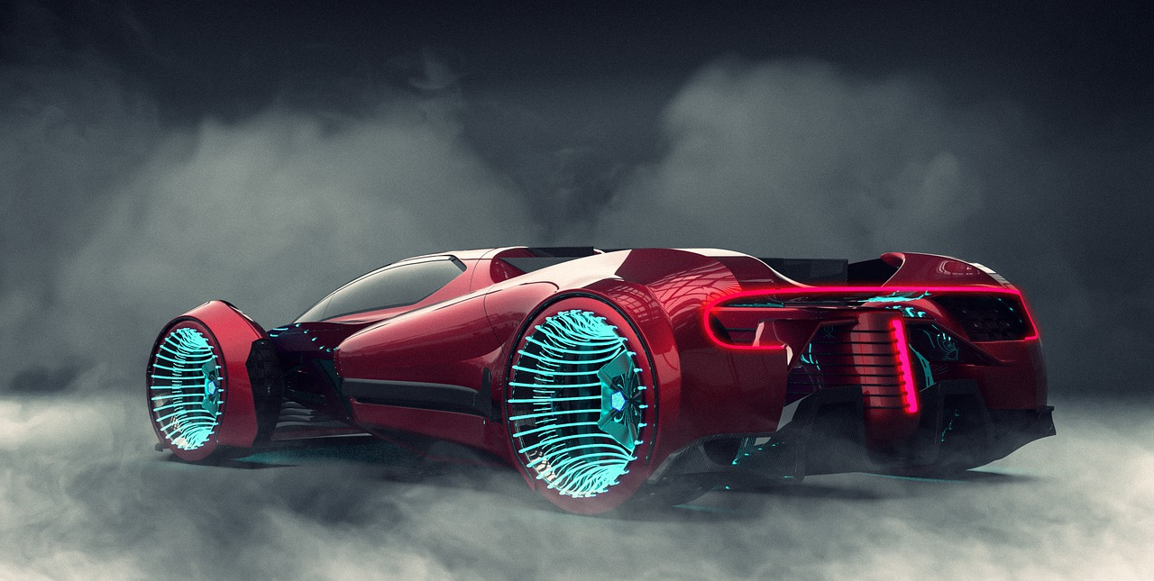 Creative Concept Cars