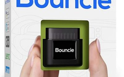 Bouncie – GPS Tracker with Many Features