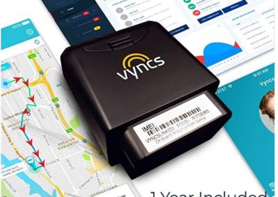 GPS Tracker for Vehicles