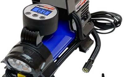 DC Portable Air Compressor Pump – Digital Tire Inflator